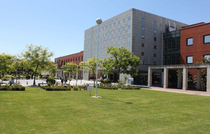 Cheking Point COVID19 en el Hospital de Alcorcón