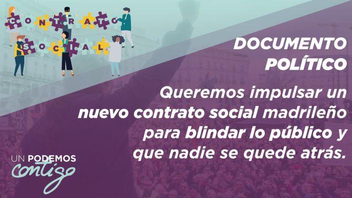 """""""No dejaré Alcorcón si salgo elegido Coordinador de Podemos Comunidad de Madrid"""""""