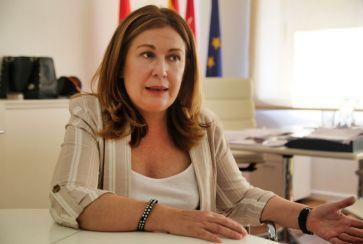 """Natalia de Andrés: """"Ayuso debería dimitir por la situación de las residencias de Alcorcón"""""""