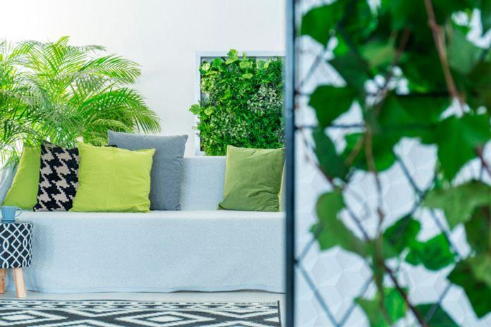 decoración eco-green en Alcorcón