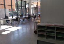 Este espacio cultural se ha reconvertido en zona de revisión y pago de impuestos. ¿Qué sucede con el Espacio Alfarero de Alcorcón?
