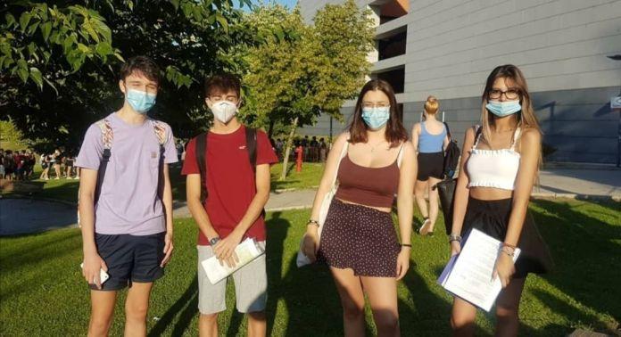 """""""La EvAU de este año ha sido inolvidable para profesores y los 124 alumnos del colegio Villalkor de Alcorcón"""""""