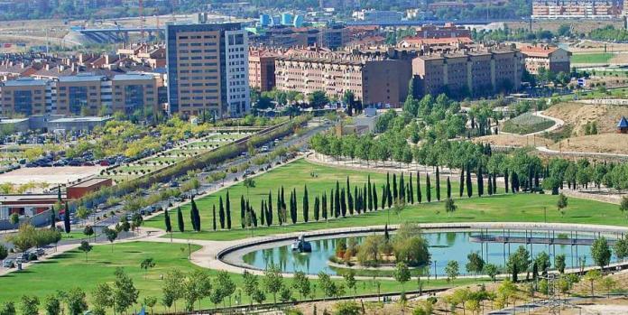 Alcorcón cerrará zonas públicas como el auditorio del Parque de Los Castillos
