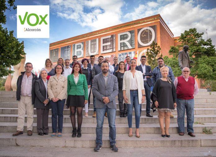 VOX Alcorcón presenta ocho enmiendas a los presupuestos municipales