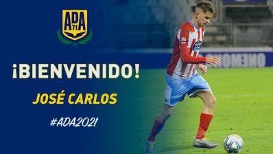 El AD Alcorcón refuerza la defensa con José Carlos Ramírez