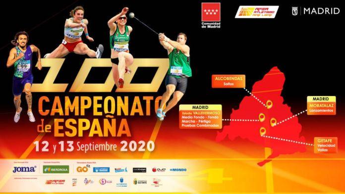 Eliam Fernández, pasión por el atletismo en Alcorcón