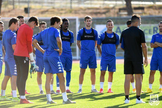 Este domingo el Alcorcón comienza su nuevo proyecto en Segunda División