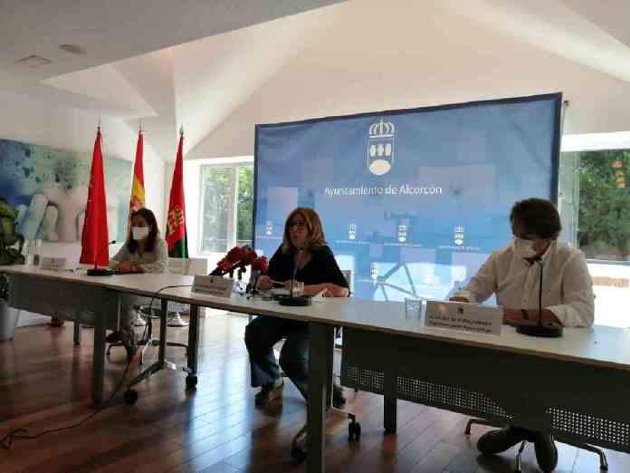 Alcorcón, Getafe y Fuenlabrada solicitan una reunión de coordinación con Díaz Ayuso