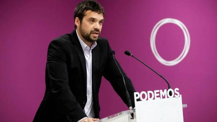 Podemos Comunidad de Madrid solicita multiplicar por diez los rastreadores