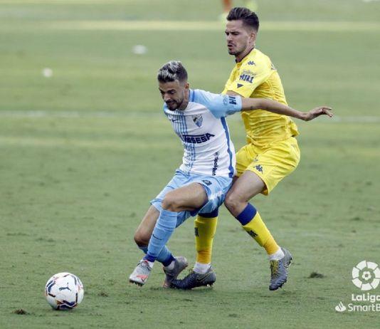 Málaga 1-0 AD Alcorcón/ El orden del Málaga vence a un Alcorcón sin pólvora
