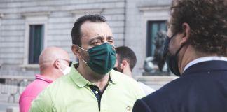 Vox Alcorcón preocupado por la situación de los bomberos