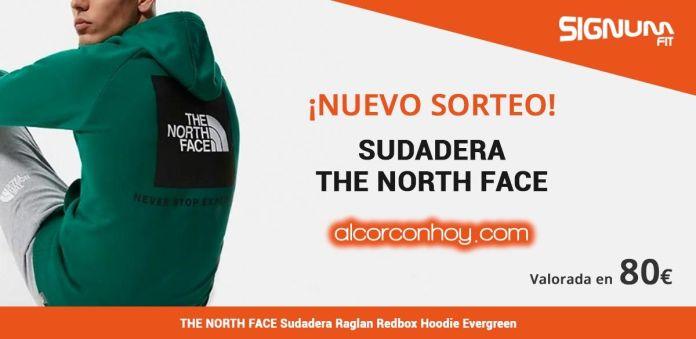 sudadera The North Face