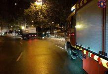 Incidencias de seguridad vial en Alcorcón
