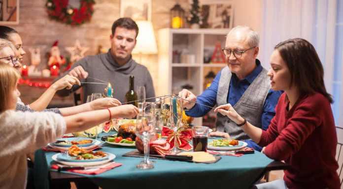 Nochevieja y Nochebuena de seis personas en Alcorcón