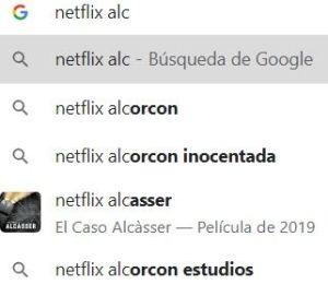 Tendencias en Google