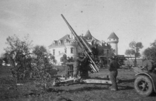 Descubren una foto de Alcorcón y Los Castillos durante la Guerra Civil