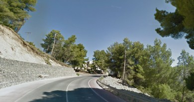 new road Alcoy to benidorm