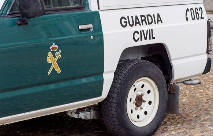 Guardia Civil jeep