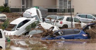 flash floods mallorca