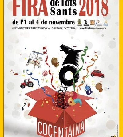Cocentaina tot sants 2018