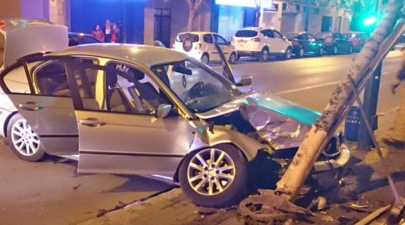 car crash alameda