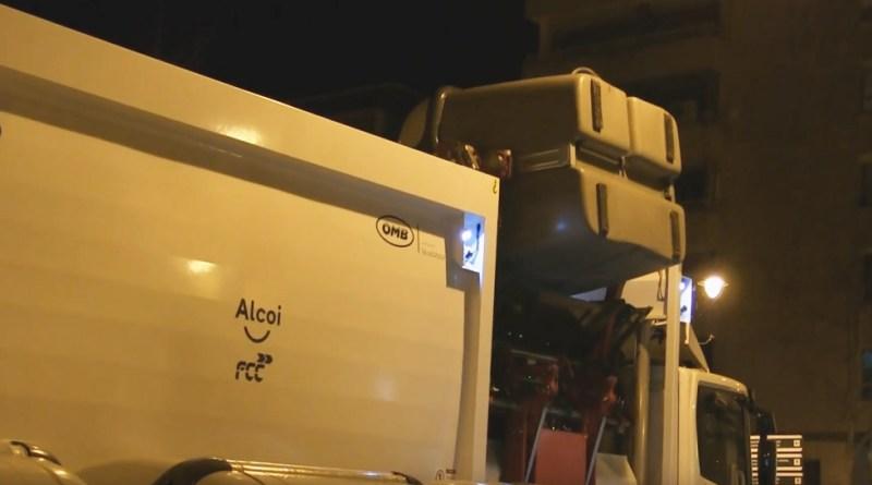 alcoy bin washing truck