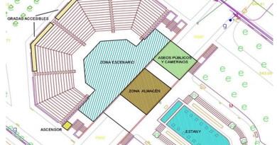 Zona Norte amphitheatre alcoy