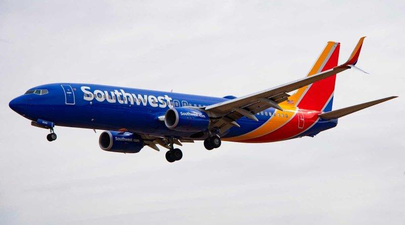 southwest boeing 737 max landing