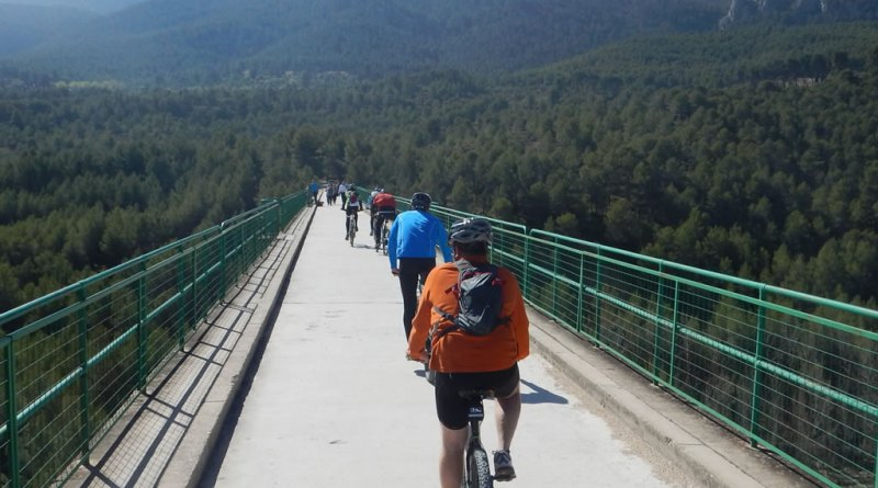 Europe Union to pay 50% for a new 970,000€ cycle path linking Alcoy and Cocentaina