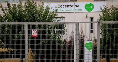 Cocentaina nursing home COVID-19