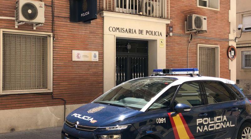 police car Alcoy