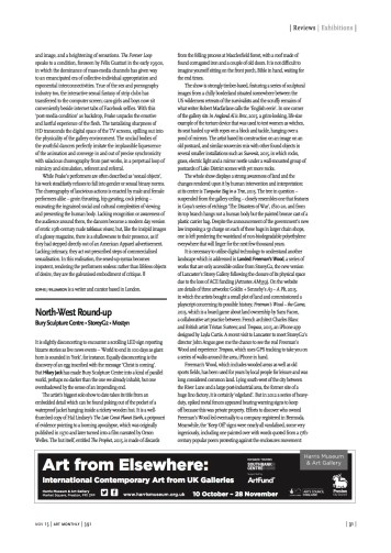 Art Monthly review November issue-1