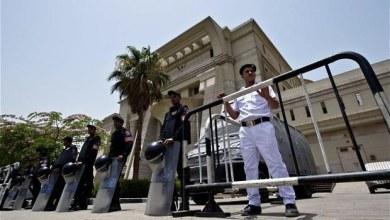 Photo of مصر تعتقل 22 متظاهرا احتجوا على قضية القتل المروعة