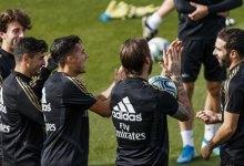 Photo of فران غارسيا يتدرب مع ريال مدريد قبل رحلة إيبار