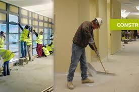 شركات تنظيف المباني