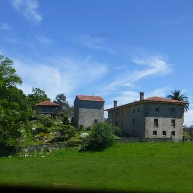 El Palacio de Sebreñu