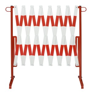 Extendable Trellis Barrier