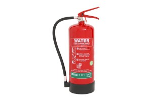 Water Additive Extinguisher