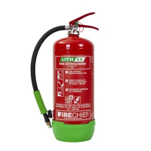 Lithum Battery Fire Extinguishers