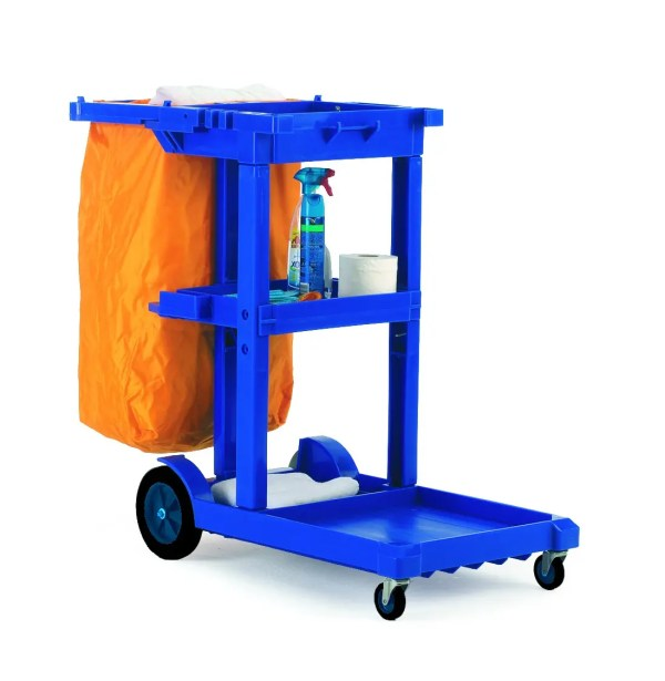 Janitorial Cleaning Trolley