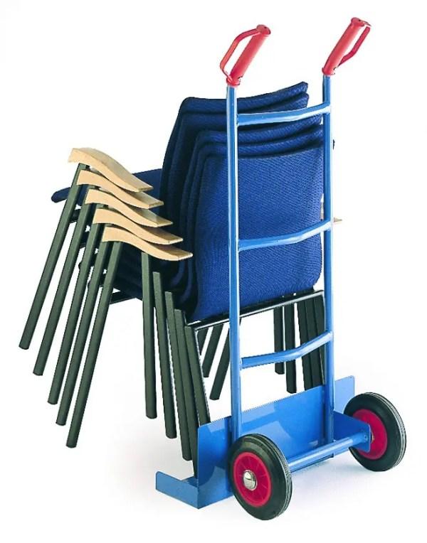 Chair Bulk Load Moving Sack Truck