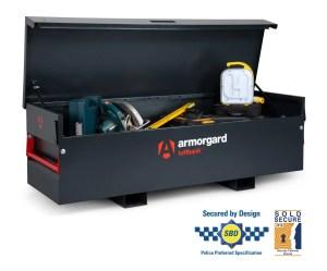 Tuffbank Security Storage Truck Box