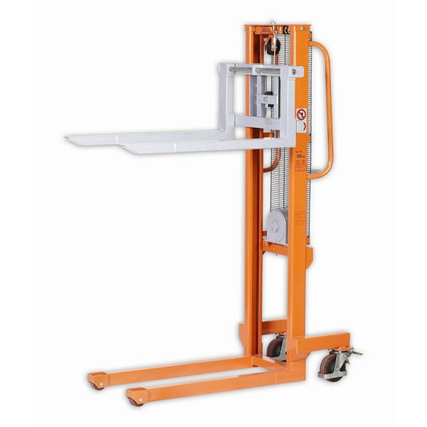 Manual Winch Stacker