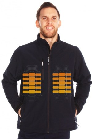 Heated Softshell Jacket