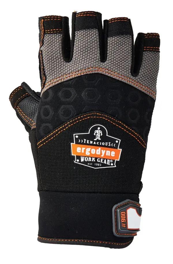 Impact Fingerless Glove