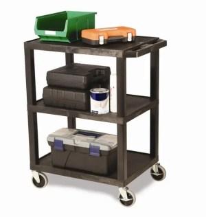 Standard Utility Tray Carts