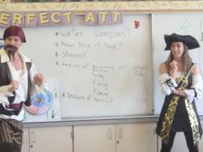 Professor Pirates