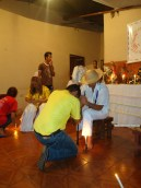 Sacerdote Irbs Santos Ministra Passe na Festa do Pai Joaquim D'Angola_2010 (4)