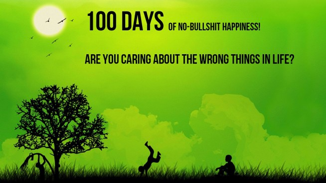 days of happiness