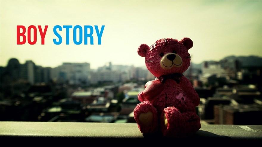 Toy story boy story